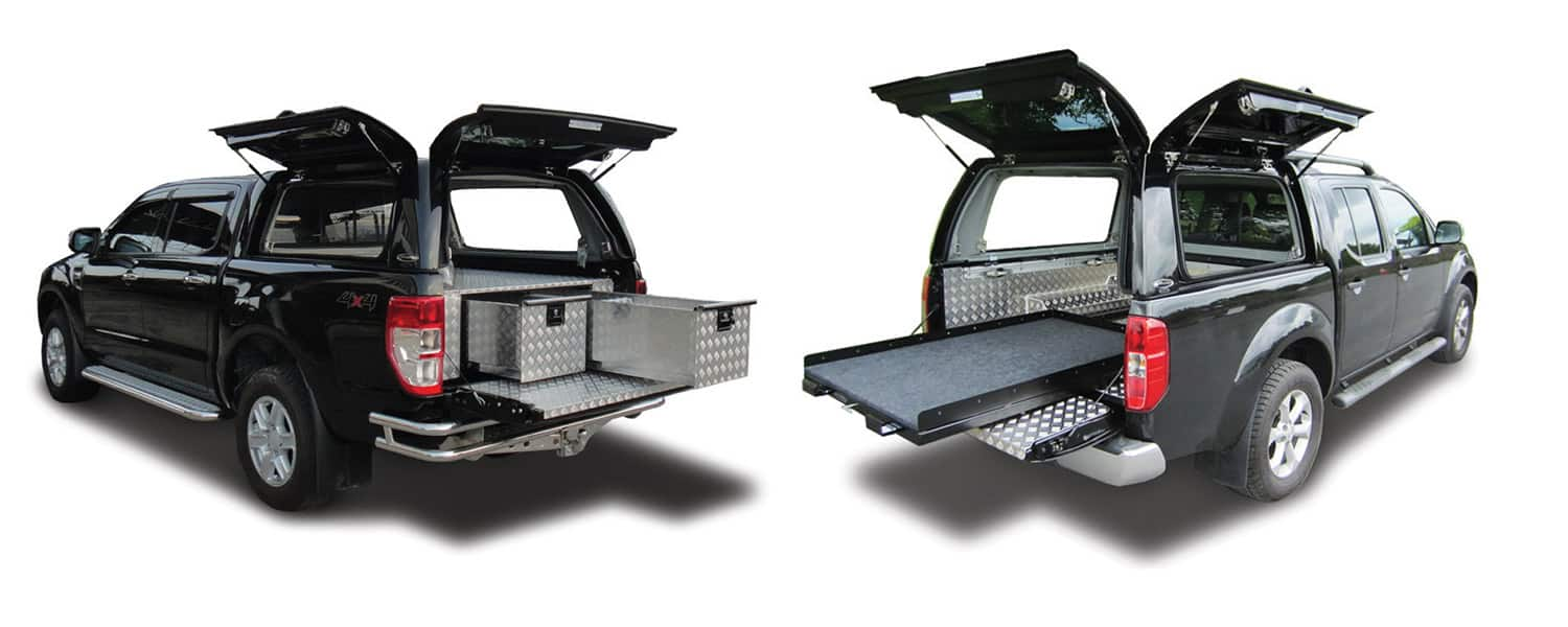 Avenger Canopies WA Cargo Systems